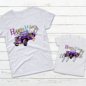 hippie vibe shirt